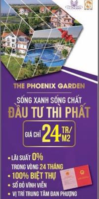 the phoenix garden